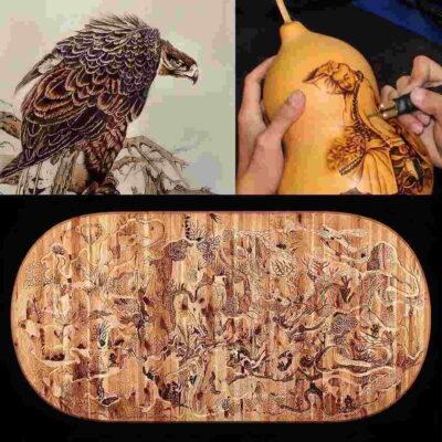 Hengwei Wood Burning Kit Design