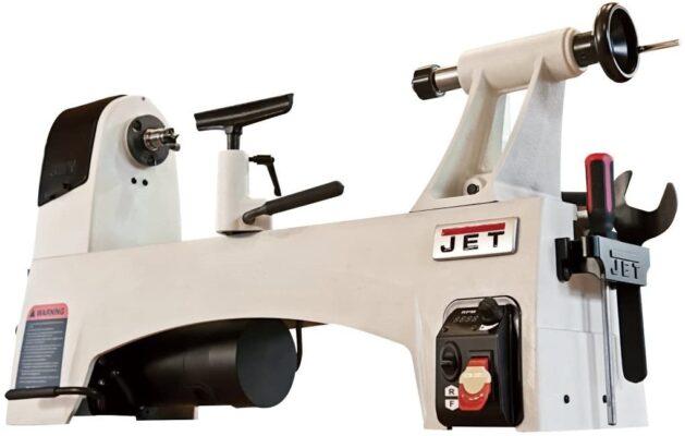 JET-JWL-1221VS benchtop wood lathe