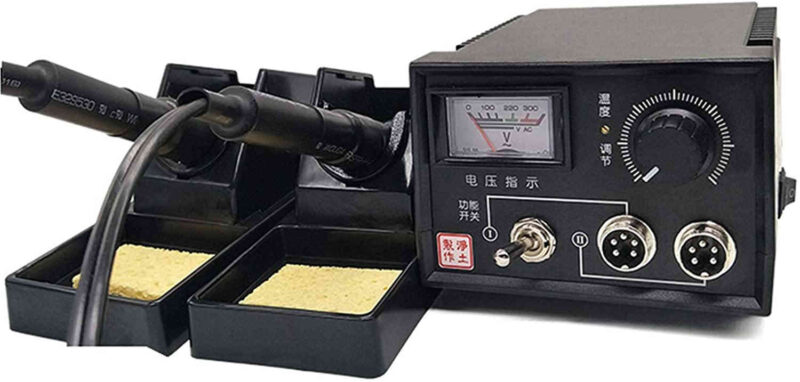 Mifxin 60W 110V Wood Burning Kit