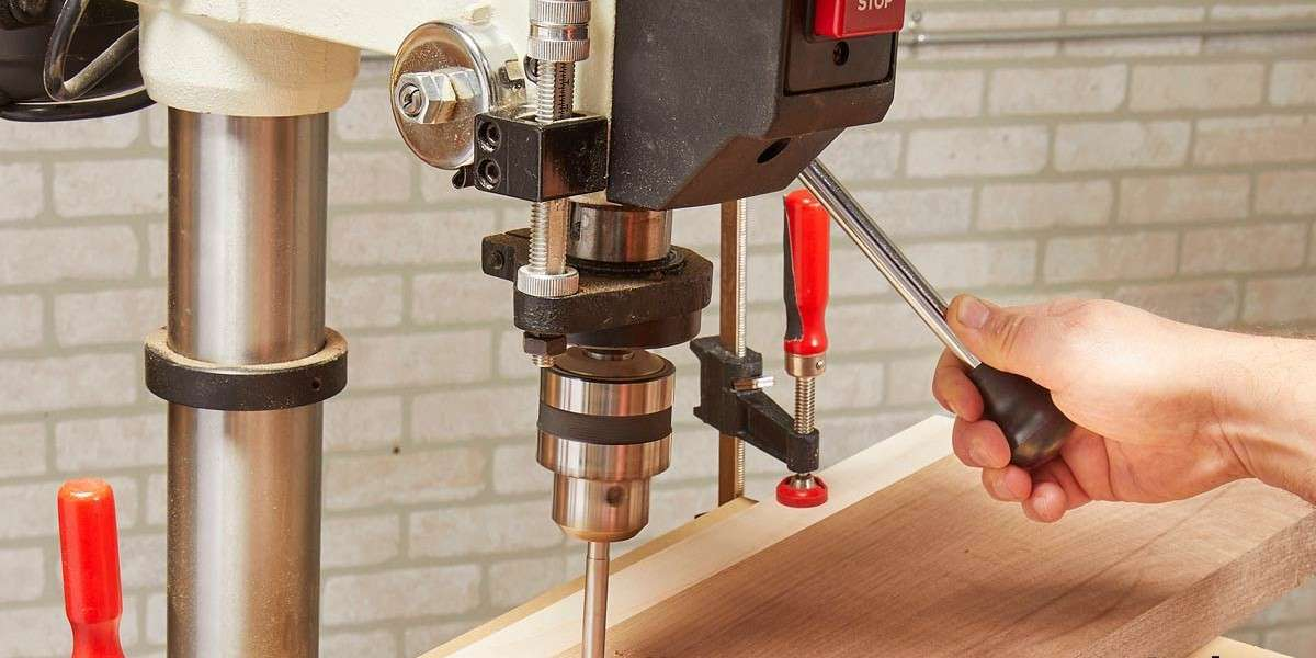 best drill press feature image