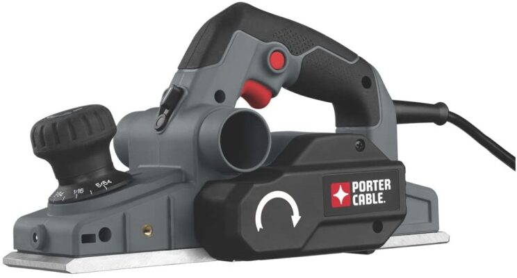 porter-cable electric hand planer