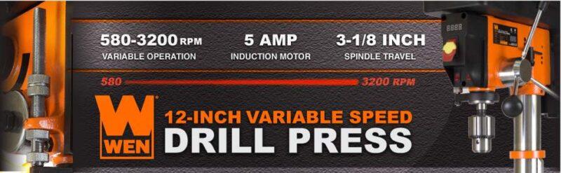 wen 4214 best drill press