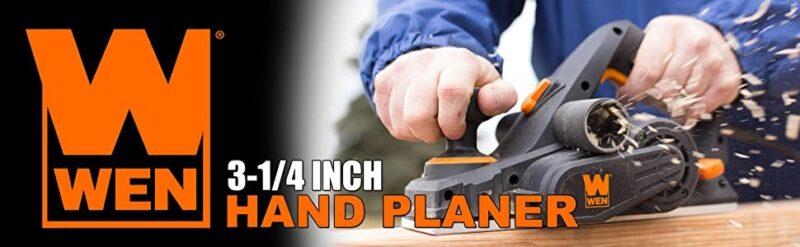 wen 6530 electric hand planer