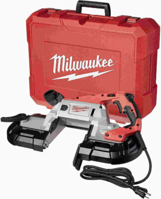 Milwaukee 6232-21 Fuel Deep Cut Band Saw Tool With Case