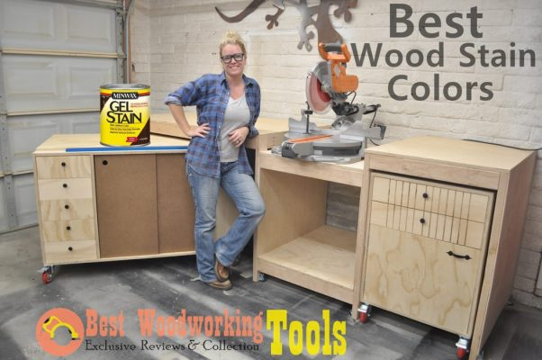 Best wood stain colors
