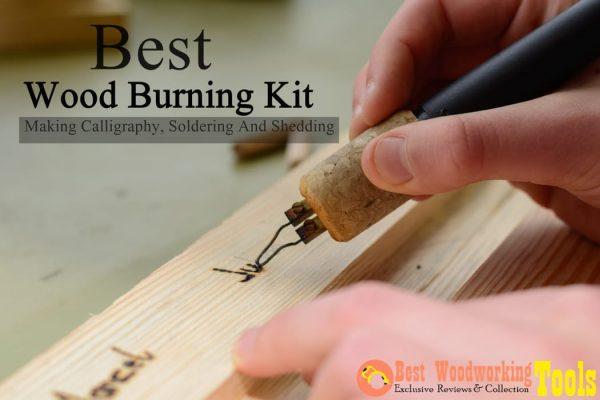 Wood Burning Kit