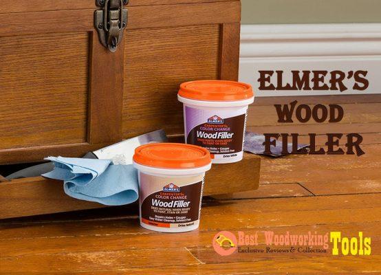 Elmers Wood Filler reviews