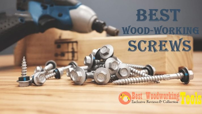 Wood working Screws collection
